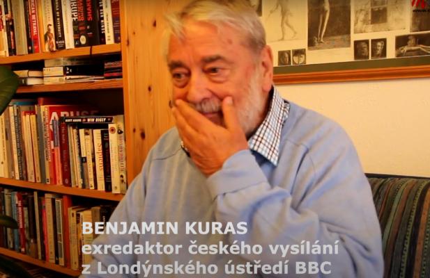 Jak BBC řešilo během Studené války politickou korektnost? O tom povídá Benjamin Kuras, bývalý londýnský redaktor BBC
