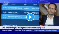 Když vysílání přeruší potomek: ČT se sice na rozdíl od BBC nepodařilo komickým vystoupením úředníka a jeho synka zasáhnout celý svět, český internet si ale užil své